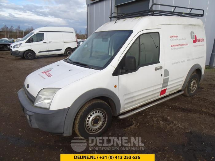 Imperiaal - Ford Transit Connect