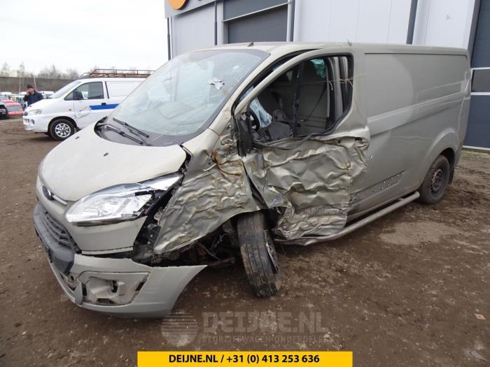 CD Speler - Ford Transit Custom