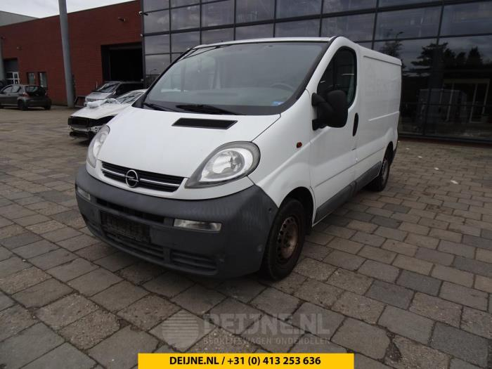 Achteruitrijlicht rechts - Opel Vivaro