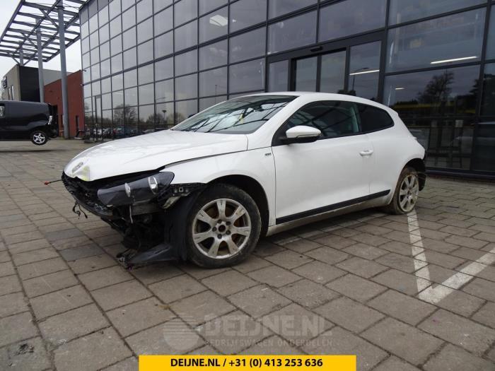 Binnenverlichting achter - Volkswagen Scirocco
