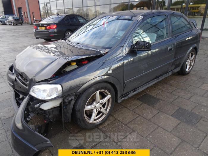 Portier 2Deurs rechts - Opel Astra