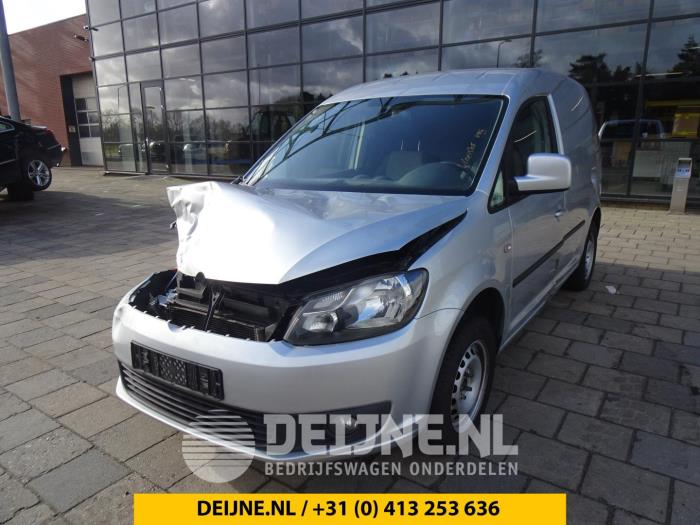 Versnellingspookhoes - Volkswagen Caddy