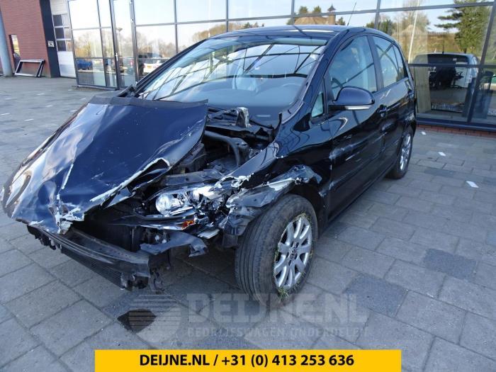 Binnenverlichting achter - Volkswagen Golf Plus