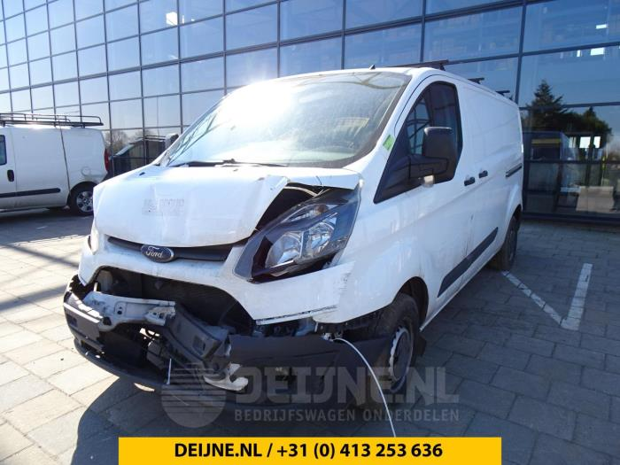Versnellingspookhoes - Ford Transit Custom