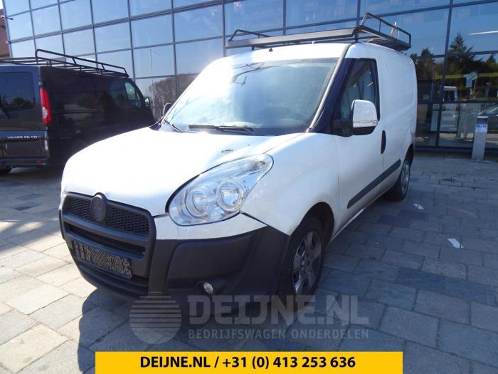 Versnellingspookhoes - Fiat Doblo