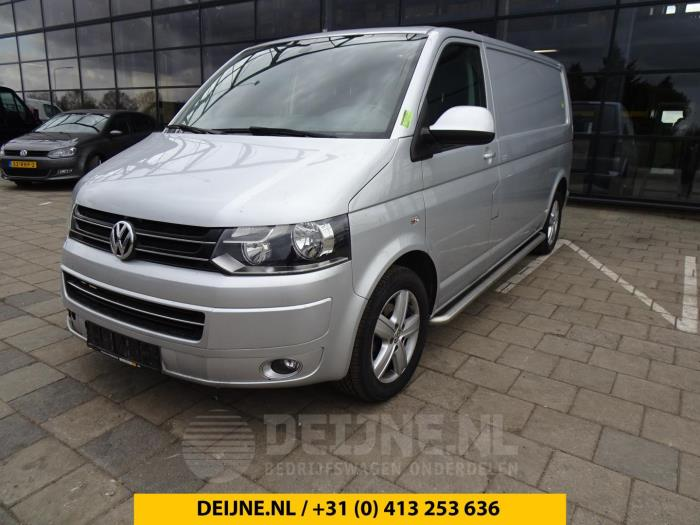 Achteruitrij Camera - Volkswagen Transporter