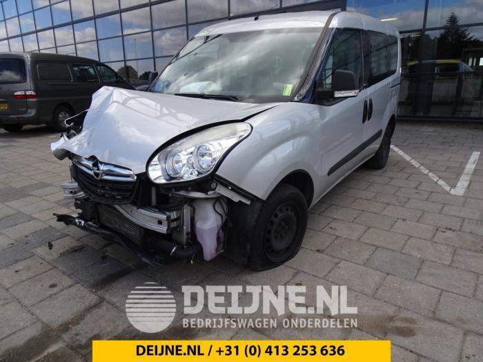 Achterbank - Opel Combo