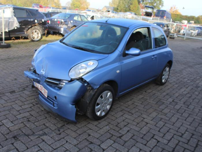 Nissan Garage Waalwijk : Nissan micra maresia eu