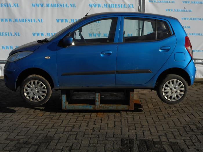 Gearbox for Hyundai I10 - www.maresia.eu