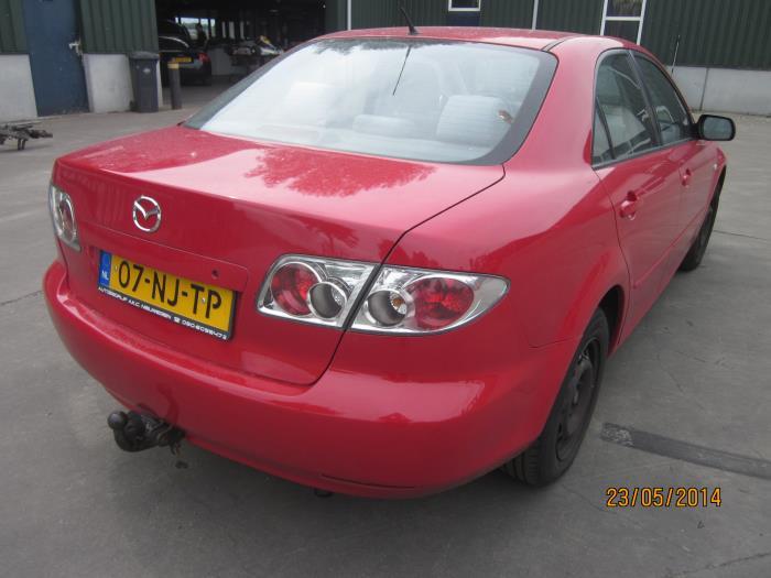 Mazda 6 (GG12/82) 2.0 CiDT 16V (klik op de afbeelding voor de volgende foto)  (klik op de afbeelding voor de volgende foto)  (klik op de afbeelding voor de volgende foto)  (klik op de afbeelding voor de volgende foto)  (klik op de afbeelding voor de volgende foto)  (klik op de afbeelding voor de volgende foto)