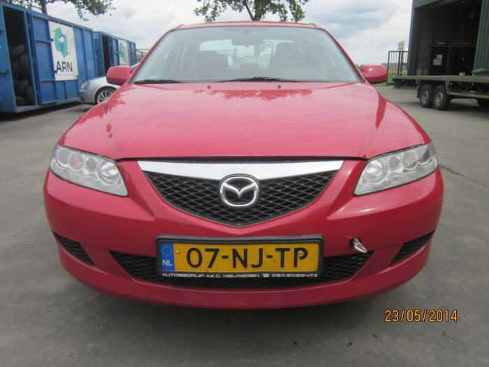 Mazda 6 (GG12/82) 2.0 CiDT 16V (klik op de afbeelding voor de volgende foto)
