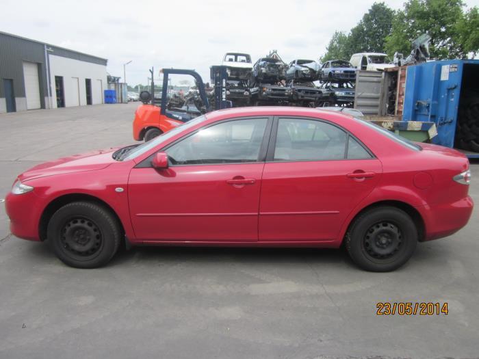 Mazda 6 (GG12/82) 2.0 CiDT 16V (klik op de afbeelding voor de volgende foto)  (klik op de afbeelding voor de volgende foto)  (klik op de afbeelding voor de volgende foto)
