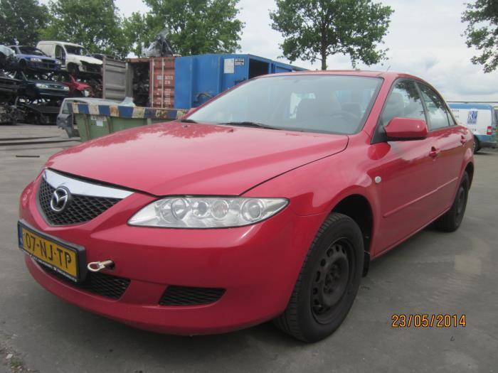Mazda 6 (GG12/82) 2.0 CiDT 16V (klik op de afbeelding voor de volgende foto)  (klik op de afbeelding voor de volgende foto)