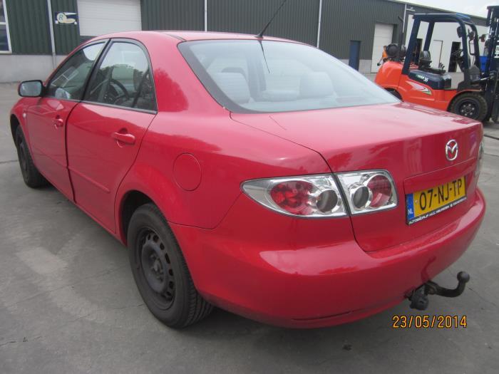 Mazda 6 (GG12/82) 2.0 CiDT 16V (klik op de afbeelding voor de volgende foto)  (klik op de afbeelding voor de volgende foto)  (klik op de afbeelding voor de volgende foto)  (klik op de afbeelding voor de volgende foto)