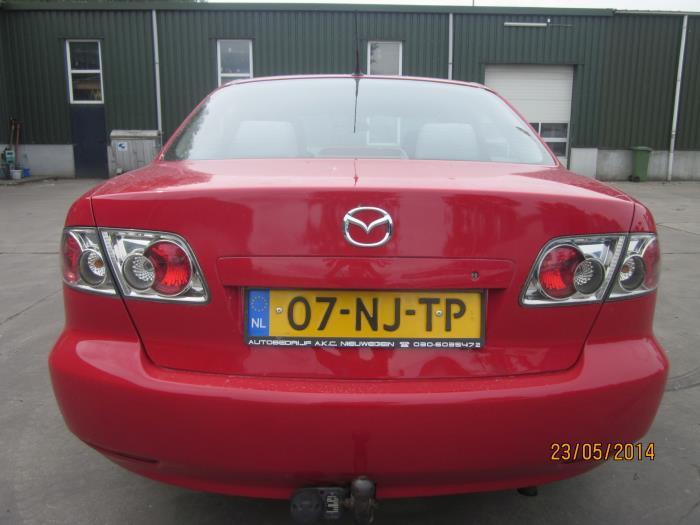 Mazda 6 (GG12/82) 2.0 CiDT 16V (klik op de afbeelding voor de volgende foto)  (klik op de afbeelding voor de volgende foto)  (klik op de afbeelding voor de volgende foto)  (klik op de afbeelding voor de volgende foto)  (klik op de afbeelding voor de volgende foto)