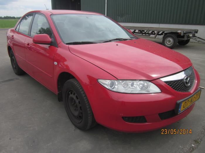 Mazda 6 (GG12/82) 2.0 CiDT 16V (klik op de afbeelding voor de volgende foto)  (klik op de afbeelding voor de volgende foto)  (klik op de afbeelding voor de volgende foto)  (klik op de afbeelding voor de volgende foto)  (klik op de afbeelding voor de volgende foto)  (klik op de afbeelding voor de volgende foto)  (klik op de afbeelding voor de volgende foto)  (klik op de afbeelding voor de volgende foto)