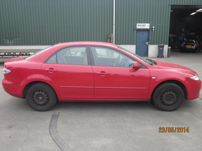 Mazda 6 (GG12/82) 2.0 CiDT 16V (klik op de afbeelding voor de volgende foto)  (klik op de afbeelding voor de volgende foto)  (klik op de afbeelding voor de volgende foto)  (klik op de afbeelding voor de volgende foto)  (klik op de afbeelding voor de volgende foto)  (klik op de afbeelding voor de volgende foto)  (klik op de afbeelding voor de volgende foto)