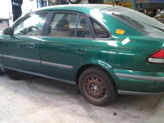 Mazda 626 (GF14) 2.0 DiTD 16V (klik op de afbeelding voor de volgende foto)