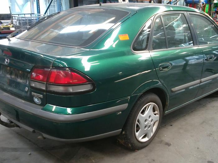 Mazda 626 (GF14) 2.0 DiTD 16V (klik op de afbeelding voor de volgende foto)  (klik op de afbeelding voor de volgende foto)  (klik op de afbeelding voor de volgende foto)
