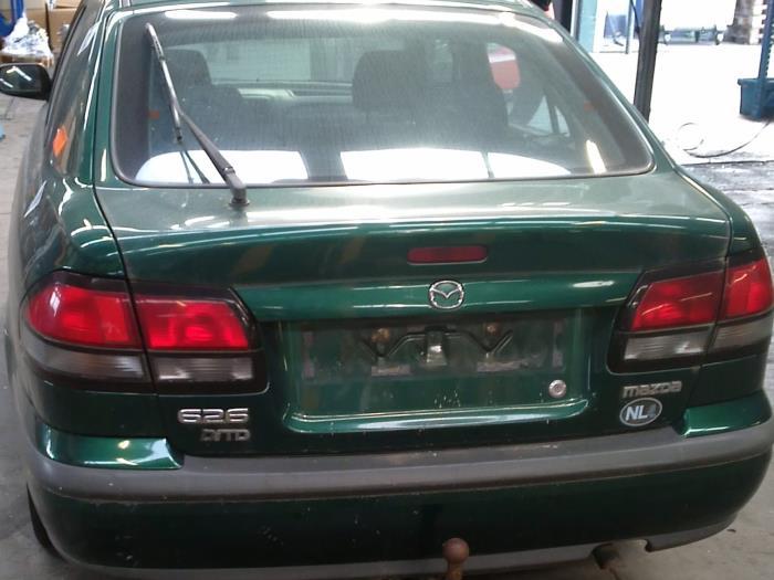 Mazda 626 (GF14) 2.0 DiTD 16V (klik op de afbeelding voor de volgende foto)  (klik op de afbeelding voor de volgende foto)