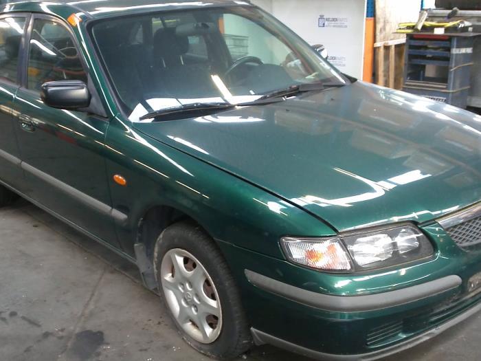 Mazda 626 (GF14) 2.0 DiTD 16V (klik op de afbeelding voor de volgende foto)  (klik op de afbeelding voor de volgende foto)  (klik op de afbeelding voor de volgende foto)  (klik op de afbeelding voor de volgende foto)  (klik op de afbeelding voor de volgende foto)
