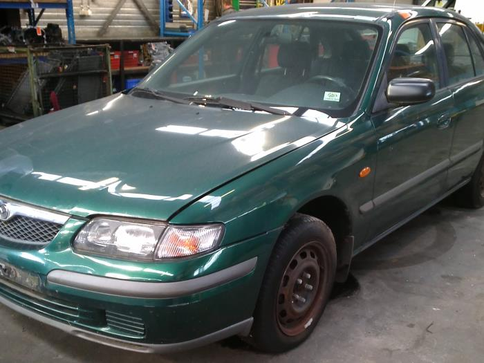 Mazda 626 (GF14) 2.0 DiTD 16V (klik op de afbeelding voor de volgende foto)  (klik op de afbeelding voor de volgende foto)  (klik op de afbeelding voor de volgende foto)  (klik op de afbeelding voor de volgende foto)  (klik op de afbeelding voor de volgende foto)  (klik op de afbeelding voor de volgende foto)  (klik op de afbeelding voor de volgende foto)  (klik op de afbeelding voor de volgende foto)