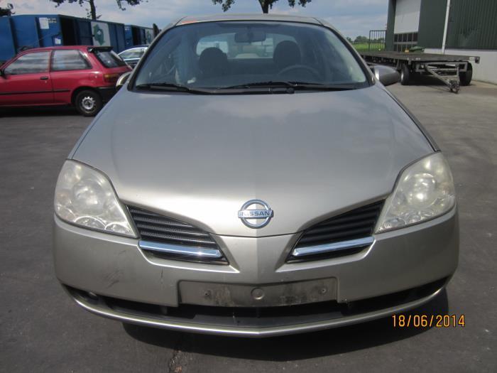 Nissan Primera (P12) 1.6 16V (klik op de afbeelding voor de volgende foto)  (klik op de afbeelding voor de volgende foto)  (klik op de afbeelding voor de volgende foto)  (klik op de afbeelding voor de volgende foto)  (klik op de afbeelding voor de volgende foto)  (klik op de afbeelding voor de volgende foto)  (klik op de afbeelding voor de volgende foto)  (klik op de afbeelding voor de volgende foto)