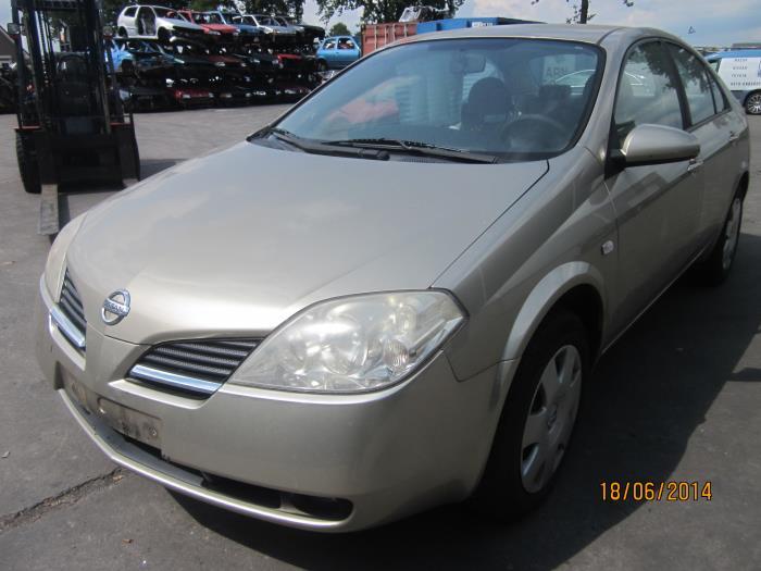 Nissan Primera (P12) 1.6 16V (klik op de afbeelding voor de volgende foto)