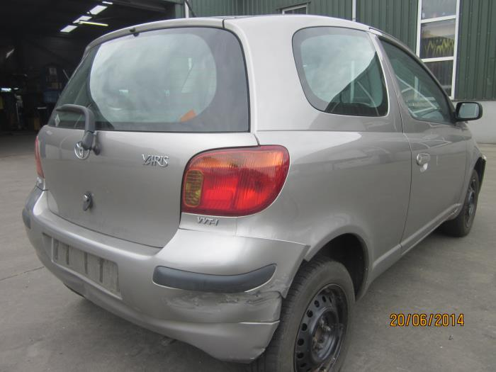 Toyota Yaris (P1) 1.3 16V VVT-i (klik op de afbeelding voor de volgende foto)  (klik op de afbeelding voor de volgende foto)  (klik op de afbeelding voor de volgende foto)  (klik op de afbeelding voor de volgende foto)  (klik op de afbeelding voor de volgende foto)  (klik op de afbeelding voor de volgende foto)  (klik op de afbeelding voor de volgende foto)