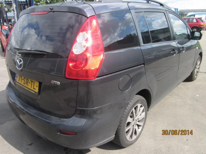 Mazda 5 (CR19) 2.0 CiDT 16V Normal Power (klik op de afbeelding voor de volgende foto)  (klik op de afbeelding voor de volgende foto)  (klik op de afbeelding voor de volgende foto)  (klik op de afbeelding voor de volgende foto)  (klik op de afbeelding voor de volgende foto)