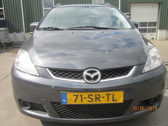 Mazda 5 (CR19) 2.0 CiDT 16V Normal Power (klik op de afbeelding voor de volgende foto)  (klik op de afbeelding voor de volgende foto)  (klik op de afbeelding voor de volgende foto)  (klik op de afbeelding voor de volgende foto)  (klik op de afbeelding voor de volgende foto)  (klik op de afbeelding voor de volgende foto)  (klik op de afbeelding voor de volgende foto)  (klik op de afbeelding voor de volgende foto)