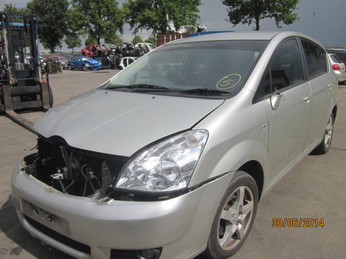 Toyota Corolla Verso (R10/11) 1.8 16V VVT-i (klik op de afbeelding voor de volgende foto)