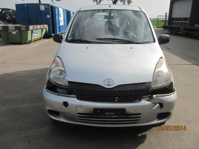 Toyota Yaris Verso (P2) 1.3 16V (klik op de afbeelding voor de volgende foto)  (klik op de afbeelding voor de volgende foto)  (klik op de afbeelding voor de volgende foto)  (klik op de afbeelding voor de volgende foto)  (klik op de afbeelding voor de volgende foto)  (klik op de afbeelding voor de volgende foto)  (klik op de afbeelding voor de volgende foto)  (klik op de afbeelding voor de volgende foto)