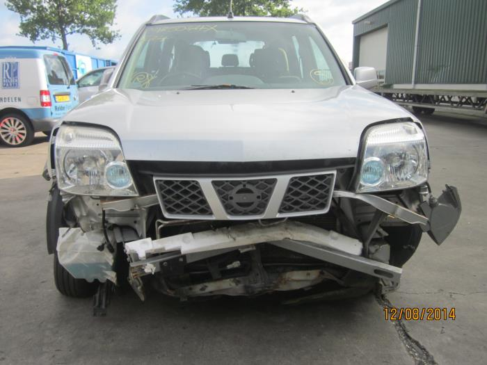 Nissan X-Trail (T30) 2.2 dCi 16V 4x4 (klik op de afbeelding voor de volgende foto)