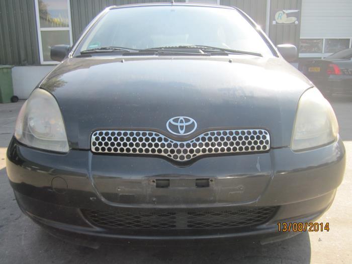 Toyota Yaris (P1) 1.3 16V VVT-i (klik op de afbeelding voor de volgende foto)