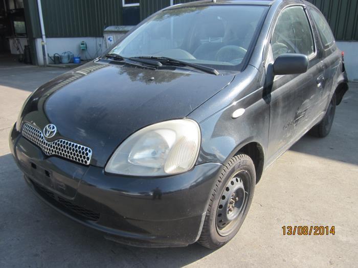 Toyota Yaris (P1) 1.3 16V VVT-i (klik op de afbeelding voor de volgende foto)  (klik op de