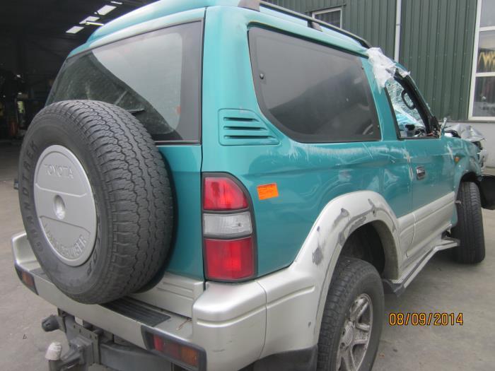 Toyota Land Cruiser 90 (J9) 3.0 TD Challenger (klik op de afbeelding voor de volgende foto)  (klik op de afbeelding voor de volgende foto)  (klik op de afbeelding voor de volgende foto)  (klik op de afbeelding voor de volgende foto)  (klik op de afbeelding voor de volgende foto)