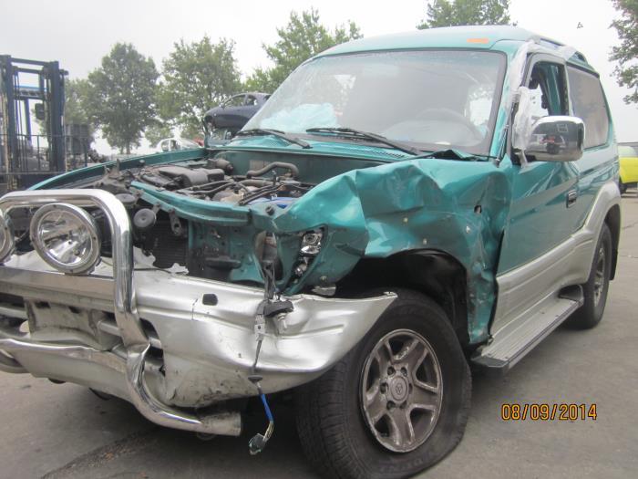 Toyota Land Cruiser 90 (J9) 3.0 TD Challenger (klik op de afbeelding voor de volgende foto)