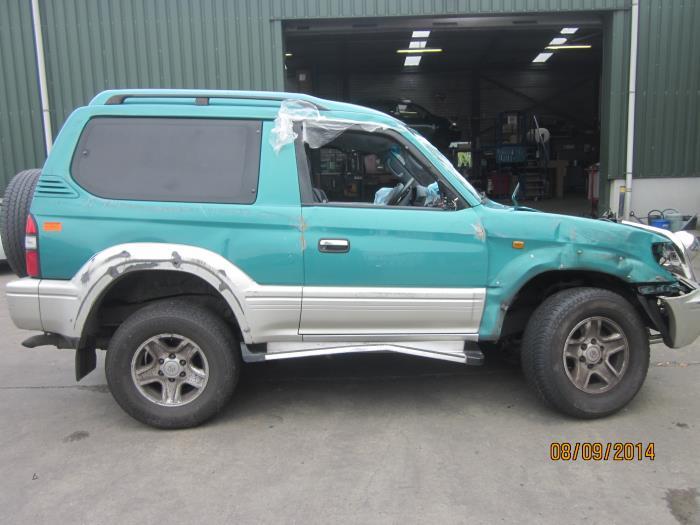 Toyota Land Cruiser 90 (J9) 3.0 TD Challenger 1999 ABS Sensor (klik op de afbeelding voor de volgende foto)