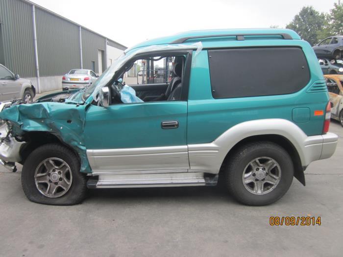 Toyota Land Cruiser 90 (J9) 3.0 TD Challenger (klik op de afbeelding voor de volgende foto)  (klik op de afbeelding voor de volgende foto)