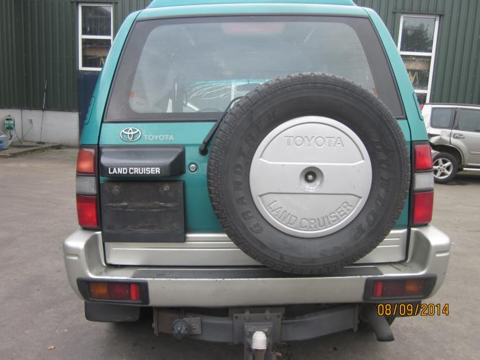 Toyota Land Cruiser 90 (J9) 3.0 TD Challenger (klik op de afbeelding voor de volgende foto)  (klik op de afbeelding voor de volgende foto)  (klik op de afbeelding voor de volgende foto)  (klik op de afbeelding voor de volgende foto)