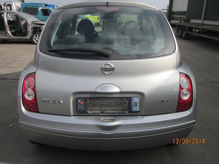Nissan Micra (K12) 1.5 dCi 68 2007 Hoofdremcilinder (klik op de afbeelding voor de volgende foto)