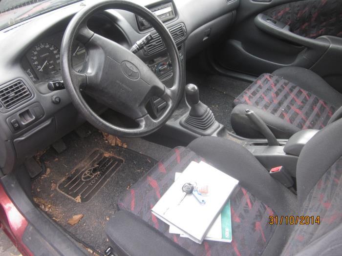 Toyota Corolla (E11) 1.6 16V (klik op de afbeelding voor de volgende foto)  (klik op de afbeelding voor de volgende foto)  (klik op de afbeelding voor de volgende foto)  (klik op de afbeelding voor de volgende foto)  (klik op de afbeelding voor de volgende foto)  (klik op de afbeelding voor de volgende foto)  (klik op de afbeelding voor de volgende foto)  (klik op de afbeelding voor de volgende foto)  (klik op de afbeelding voor de volgende foto)