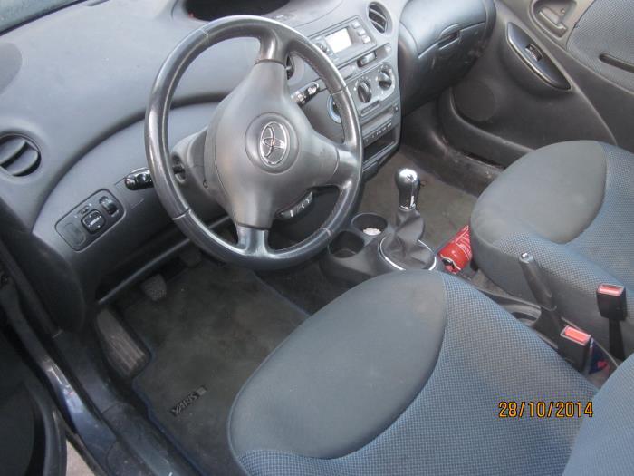 Toyota Yaris (P1) 1.4 D-4D (klik op de afbeelding voor de volgende foto)  (klik op de afbeelding voor de volgende foto)  (klik op de afbeelding voor de volgende foto)  (klik op de afbeelding voor de volgende foto)  (klik op de afbeelding voor de volgende foto)  (klik op de afbeelding voor de volgende foto)  (klik op de afbeelding voor de volgende foto)  (klik op de afbeelding voor de volgende foto)  (klik op de afbeelding voor de volgende foto)