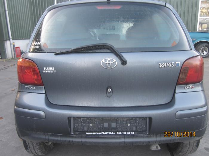 Toyota Yaris (P1) 1.4 D-4D (Klicken Sie auf das Bild für das nächste Foto)  (Klicken Sie auf das Bild für das nächste Foto)  (Klicken Sie auf das Bild für das nächste Foto)  (Klicken Sie auf das Bild für das nächste Foto)