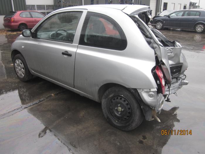 Nissan Micra (K12) 1.2 16V (Klicken Sie auf das Bild für das nächste Foto)  (Klicken Sie auf das Bild für das nächste Foto)  (Klicken Sie auf das Bild für das nächste Foto)