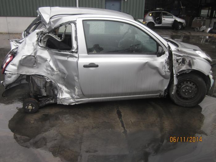 Nissan Micra (K12) 1.2 16V (Klicken Sie auf das Bild für das nächste Foto)  (Klicken Sie auf das Bild für das nächste Foto)  (Klicken Sie auf das Bild für das nächste Foto)  (Klicken Sie auf das Bild für das nächste Foto)  (Klicken Sie auf das Bild für das nächste Foto)  (Klicken Sie auf das Bild für das nächste Foto)