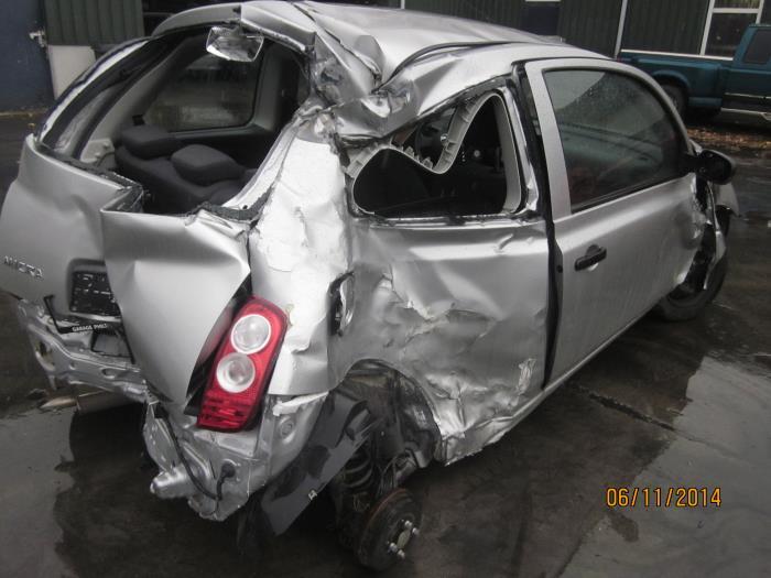 Nissan Micra (K12) 1.2 16V (Klicken Sie auf das Bild für das nächste Foto)  (Klicken Sie auf das Bild für das nächste Foto)  (Klicken Sie auf das Bild für das nächste Foto)  (Klicken Sie auf das Bild für das nächste Foto)  (Klicken Sie auf das Bild für das nächste Foto)