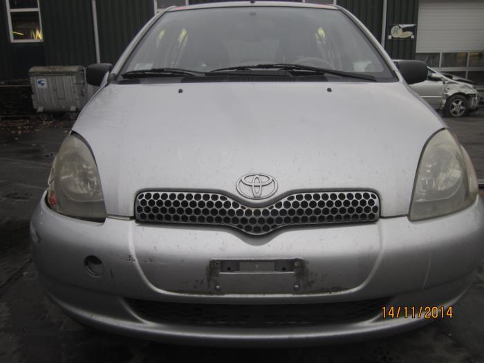 Toyota Yaris (P1) 1.3 16V VVT-i (klik op de afbeelding voor de volgende foto)  (klik op de afbeelding voor de volgende foto)  (klik op de afbeelding voor de volgende foto)  (klik op de afbeelding voor de volgende foto)  (klik op de afbeelding voor de volgende foto)  (klik op de afbeelding voor de volgende foto)  (klik op de afbeelding voor de volgende foto)  (klik op de afbeelding voor de volgende foto)