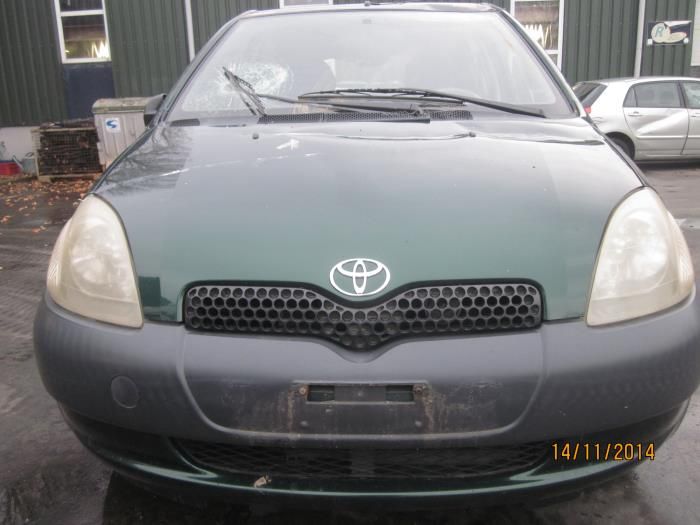 Toyota Yaris (P1) 1.0 16V VVT-i (klik op de afbeelding voor de volgende foto)  (klik op de afbeelding voor de volgende foto)  (klik op de afbeelding voor de volgende foto)  (klik op de afbeelding voor de volgende foto)  (klik op de afbeelding voor de volgende foto)  (klik op de afbeelding voor de volgende foto)  (klik op de afbeelding voor de volgende foto)  (klik op de afbeelding voor de volgende foto)